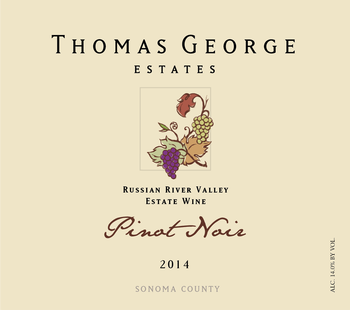 2014 Pinot Noir Estate RRV