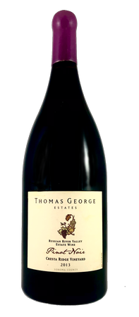 2013 Pinot Noir Cresta Ridge Estate Single Vineyard 1.5L