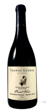 2012 Pinot Noir Baker Ridge Estate Single Vineyard Dexter's Block