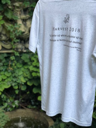 2018 Harvest 10th Birthday T-Shirt Medium