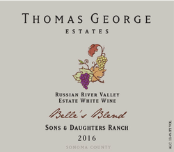 2016 Belle's Blend Sons & Daughters Ranch Estate Single Vineyard