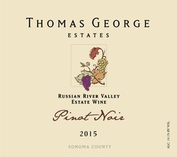 2015 Pinot Noir Estate RRV